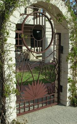 Iron Rose Custom Metal Gates